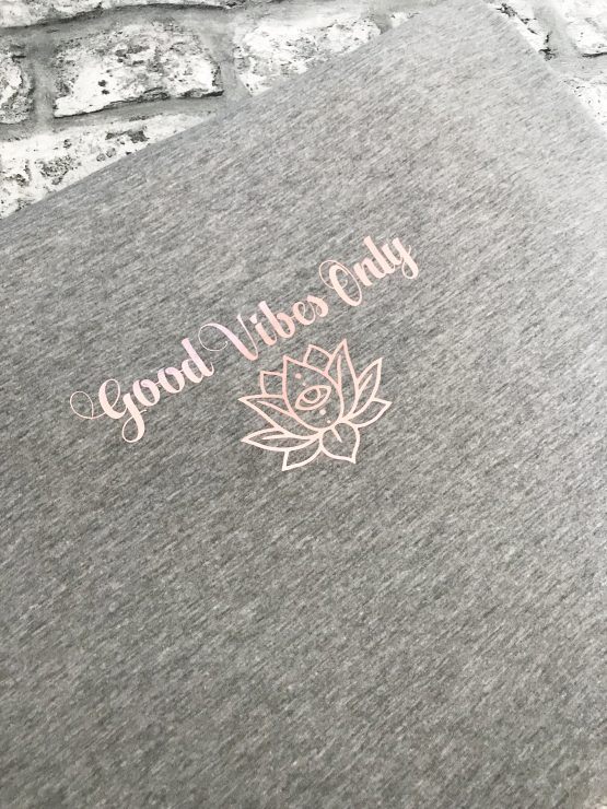 positive quote t-shirt