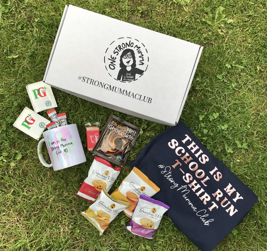 subscription box for mums