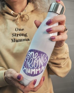 mum water bottle