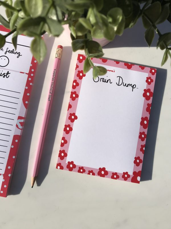 One Strong Mumma Note Pad